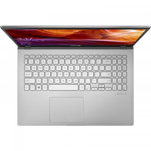 Laptop ASUS X509JB-EJ014, Intel Core i5-1035G1, 15.6inch, RAM 8GB, HDD 1TB, nVidia GeForce MX110 2GB, No OS, Transparent Silver