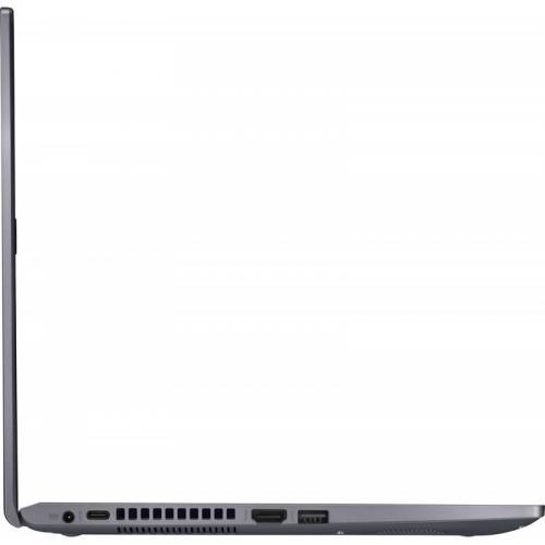 Laptop ASUS X509MA-BR302, Intel Celeron Dual Core N4020, 15.6inch, RAM 4GB, SSD 256GB, Intel UHD Graphics 600, No OS, Slate Grey
