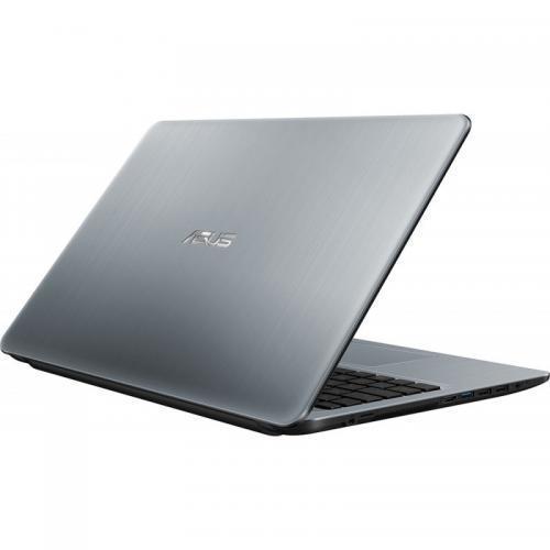 Laptop ASUS X540MA-GO358, Intel Celeron Dual-Core N4000, 15.6inch, RAM 4GB, HDD 500GB, Intel UHD Graphics 600, Endless OS, Silver