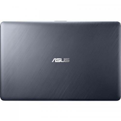 Laptop ASUS X543MA-GO929T, Intel Celeron Dual Core N4000, 15.6inch, RAM 4GB, SSD 256GB, Intel UHD Graphics 600, Windows 10, Star Gray