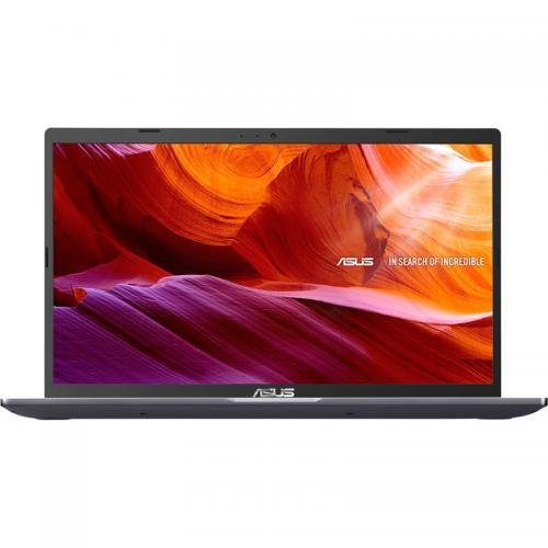 Laptop ASUS X545FA-EJ141, Intel Core i3-10110U, 15.6inch, RAM 8GB, SSD 256GB, Intel UHD Graphics, No OS, Slate Gray