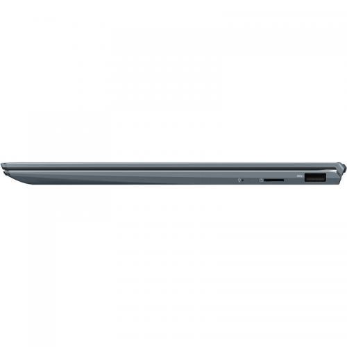 Laptop ASUS ZenBook 13 UX325EA-AH037R, Intel Core i7-1165G7, 13.3inch, RAM 16GB, SSD 1TB, Intel Iris Xe Graphics, Windows 10 Pro, Pine Grey