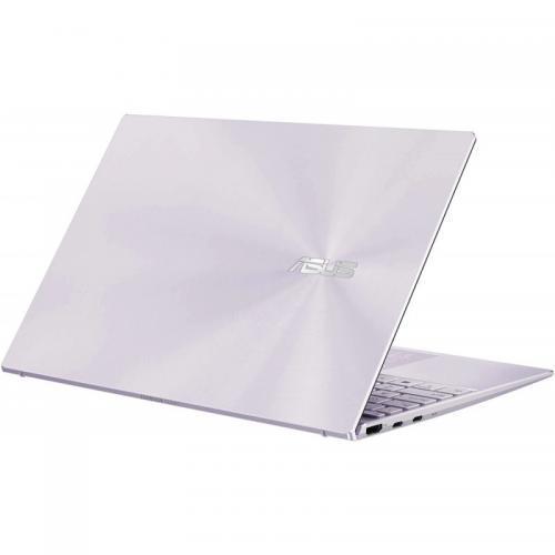 Laptop ASUS ZenBook 13 UX325EA-EG035T, Intel Core i7-1165G7, 13.3inch, RAM 8GB, SSD 512GB, Intel Iris Xe Graphics, Windows 10, Lilac Mist