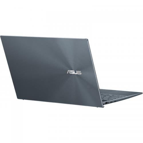 Laptop ASUS ZenBook 13 UX325JA-EG074T, Intel Core i7-1065G7, 13.3inch, RAM 32GB, SSD 512GB, Intel iris Plus, Windows 10, Pine Grey