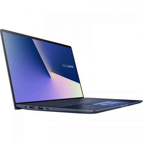 Laptop ASUS ZenBook 13 UX334FLC-A3108T, Intel Core i5-10210U, 13.3inch, RAM 8GB, SSD 512GB, nVidia GeForce MX250 2GB, Windows 10, Royal Blue