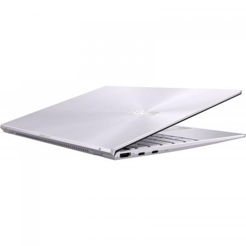 Laptop ASUS ZenBook 14 UM425IA-AM003T, AMD Ryzen 5 4500U, 14inch, RAM 8GB, SSD 512GB, AMD Radeon Graphics, Windows 10, Lilac Mist