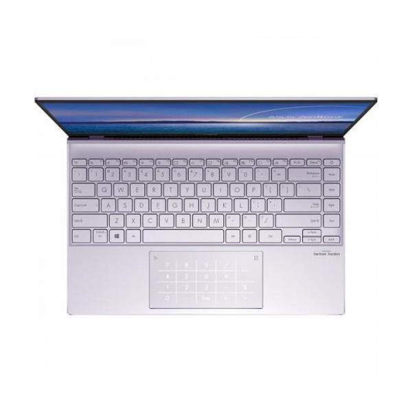 Laptop ASUS ZenBook 14 UM425IA-AM036, AMD Ryzen 7 4700U, 14inch, RAM 8GB, SSD 512GB, AMD Radeon Graphics, Windows 10, Lilac Mist