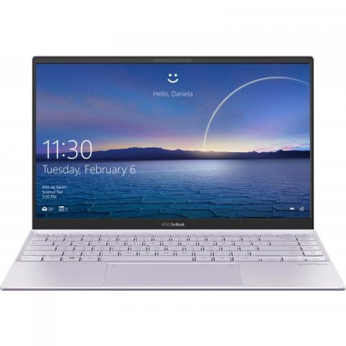 Laptop ASUS ZenBook 14 UX425EA-BM003T, Intel Core i5-1135G7, 14inch, RAM 8GB, SSD 512GB, Intel Iris Xe Graphics, Windows 10, Lilac Mist