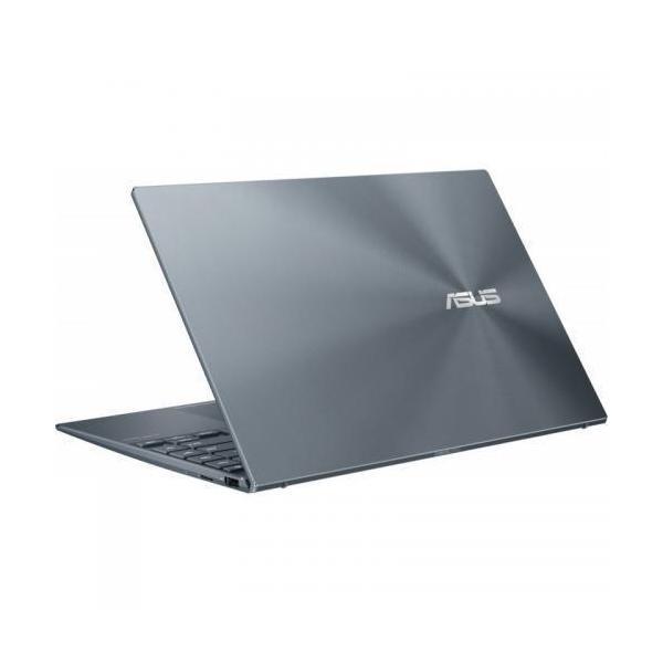 Laptop ASUS ZenBook 14 UX425EA-BM013T, Intel Core i5-1135G7, 14inch, RAM 8GB, SSD 512GB, Intel Iris Xe Graphics, Windows 10, Pine Grey