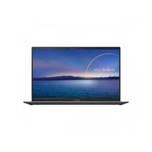 Laptop ASUS Zenbook 14 UX425EA-KI356T, Intel Core i7-1165G7, 14inch, RAM 16GB, SSD 512GB, Intel Iris Xe Graphics, Windows 10, Pine Grey