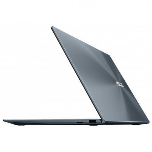 Laptop ASUS ZenBook 14 UX425JA-BM007T, Intel Core i7-1065G7, 14inch, RAM 16GB, SSD 512GB, Intel Iris Plus Graphics, Windows 10, Pine Grey