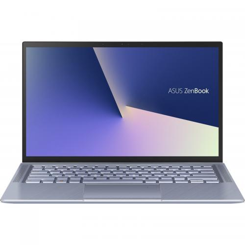 Laptop ASUS ZenBook 14 UX431FA-AM130, Intel Core i5-10210U, 14inch, RAM 8GB, SSD 512GB, Intel UHD Graphics, No Os, Utopia Blue