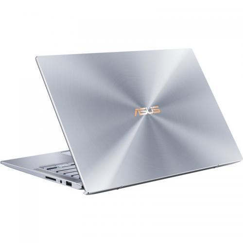 Laptop ASUS ZenBook 14 UX431FL-AM047, Intel Core i5-10210U, 14inch, RAM 8GB, SSD 512GB, nVidia GeForce MX250 2GB, No OS, Utopia Blue
