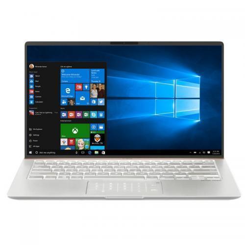 Laptop ASUS ZenBook 14 UX433FAC-A5224T, Intel Core i7-10510U, 14inch, RAM 8GB, SSD 512GB, Intel UHD Graphics 620, Windows 10, Icicle Silver
