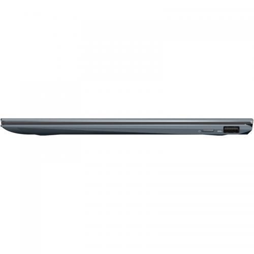 Laptop ASUS ZenBook Flip 13 UX363EA-EM073R, Intel Core i5-1135G7, 13.3inch Touch, RAM 8GB, SSD 512GB, Intel Iris Xe Graphics, Windows 10 Pro, Pine Grey