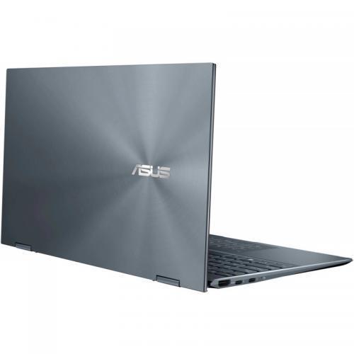 Laptop ASUS ZenBook Flip 13 OLED UX363EA-HP322R, Intel Core i7-1165G7, 13.3inch FHD OLED Touch, RAM 8GB, SSD 512GB, Intel Iris Xe Graphics, Windows 10 Pro, Pine Grey