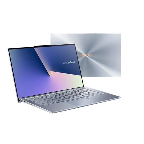 Laptop ASUS ZenBook S13 UX392FA-AB007R, Intel Core i7-8565U, 13.9inch, RAM 16GB, SSD 1TB, Intel UHD Graphics 620, Windows 10 Pro, Utopia Blue