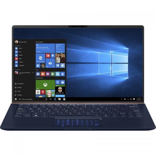 Laptop ASUS ZenBook UX333FLC-A3233R, Intel Core i7-10510U, 13.3inch, RAM 16GB, SSD 512GB, nVidia GeForce MX250 2GB, Windows 10 PRO, Royal Blue
