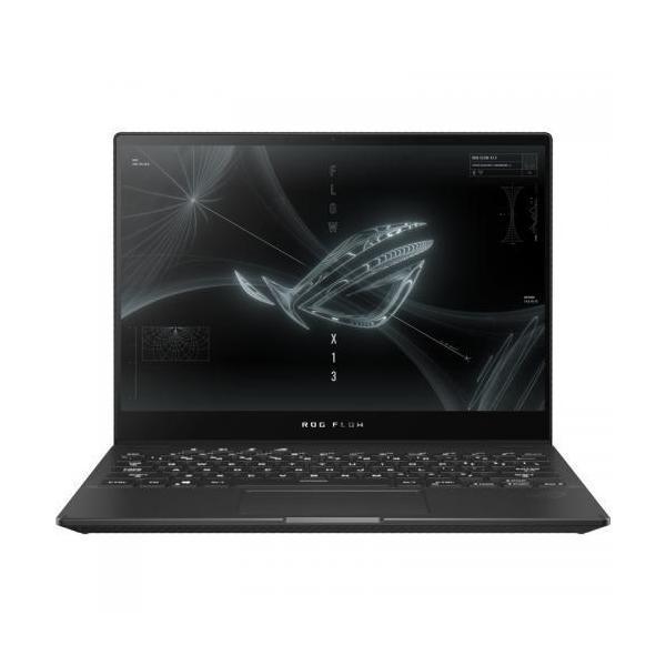 Laptop ROG Flow X13 GV301QH-K5197T, AMD Ryzen 9 5900HS, 13.4inch Touch, RAM 16GB, SSD 1TB, nVidia GeForce GTX 1650 4GB, Windows 10, Off Black