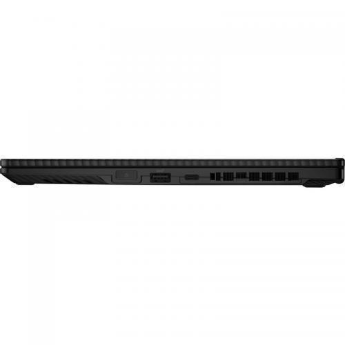 Laptop ROG Flow X13 GV301QH-K6034, AMD Ryzen 7 5800HS, 13.4inch Touch, RAM 16GB, SSD 512GB, nVidia GeForce GTX 1650 4GB, No OS, Off Black