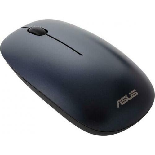 Mouse Optic ASUS MW201C, USB Wireless/Bluetooth, Blue