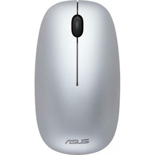 Mouse Optic ASUS MW201C, USB Wireless/Bluetooth, Grey