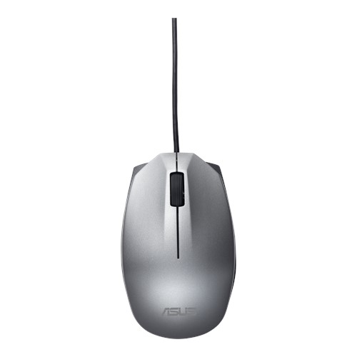 Mouse Optic ASUS UT280, USB, Silver