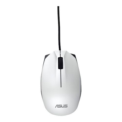 Mouse Optic ASUS UT280, USB, White