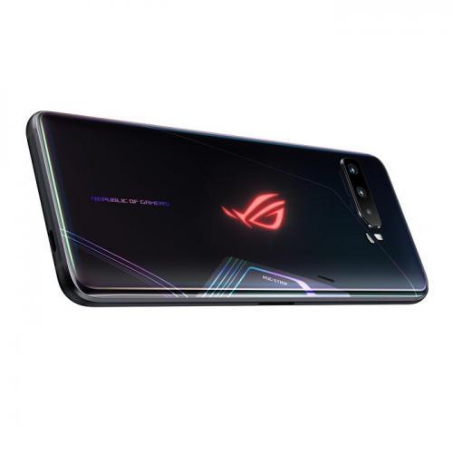 Smartphone ASUS ROG Phone 3 Strix ZS661KS Dual SIM, 256GB, 8GB RAM, 5G, Black Glare