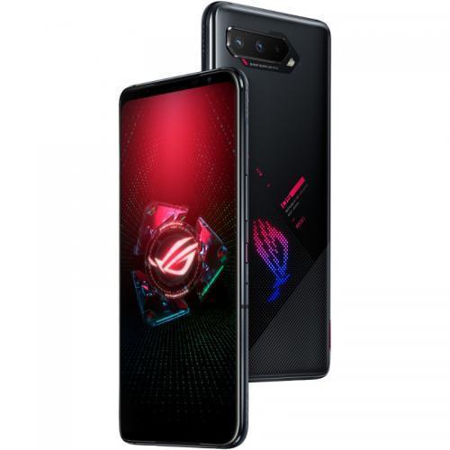 Smartphone ASUS ROG Phone 5 ZS673KS Dual SIM, 256GB, 16GB RAM, 5G, Phantom Black