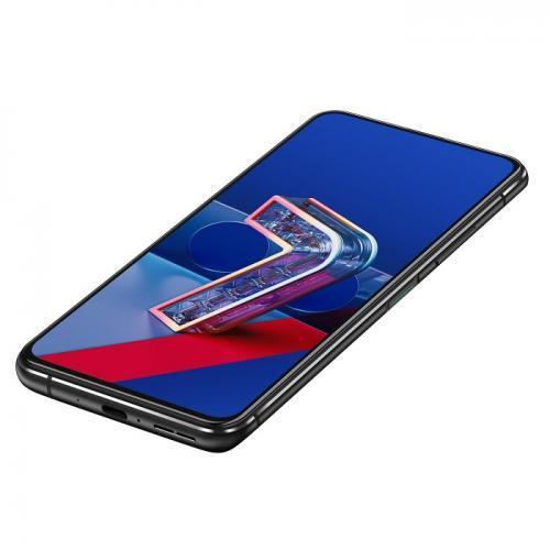 Smartphone ASUS ZenFone 7, Dual Sim, 128GB, 8GB RAM, 5G, Aurora Black