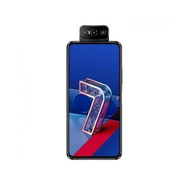 Smartphone ASUS ZenFone 7 Pro, Dual Sim, 256GB, 8GB RAM, 5G, Aurora Black