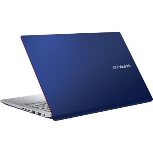 Laptop ASUS VivoBook S15 S531FA-BQ021, Intel Core i5-8265U, 15.6inch, RAM 8GB, SSD 256GB, Intel UHD Graphics 620, No OS, Cobalt Blue