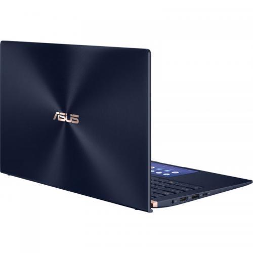 Laptop ASUS ZenBook 14 UX434FAC-A5050R, Intel Core i7-10510U, 14inch, RAM 16GB, SSD 1TB, Intel UHD Graphics 620, Windows 10 Pro, Royal Blue
