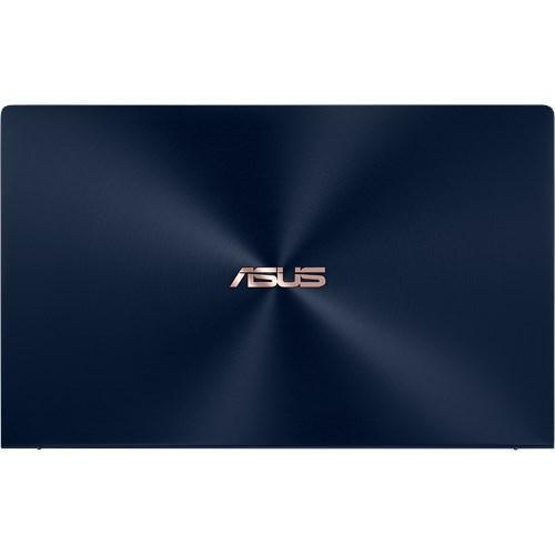 Laptop ASUS ZenBook 14 UX434FL-AI040T, Intel Core i7-8565U, 14inch Touch, RAM 16GB, SSD 512GB, nVidia GeForce MX250 2GB, Windows 10 Pro, Royal Blue