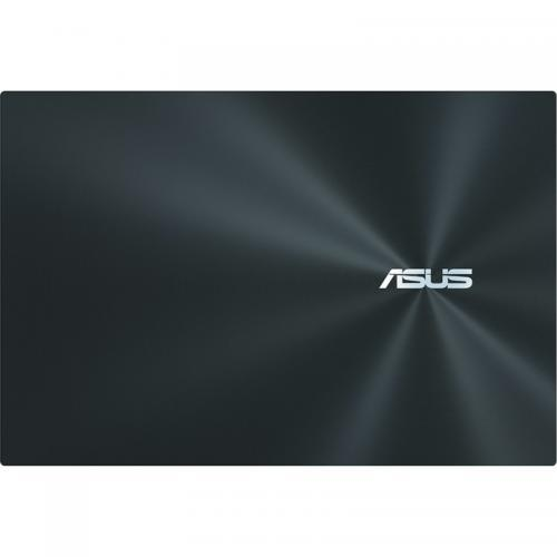 Laptop ASUS ZenBook Duo UX481FL-BM067R, Intel Core i7-10510U, 14inch, RAM 16GB, SSD 512GB, nVidia GeForce MX250 2GB, Windows 10 Pro, Celestial Blue
