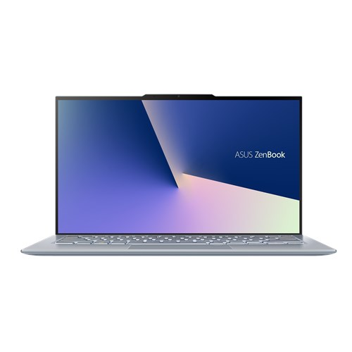 Laptop ASUS ZenBook S13 UX392FA-AB002R, Intel Core i7-8565U, 13.9inch, RAM 16GB, SSD 256GB, Intel UHD Graphics 620, Windows 10 Pro, Utopia Blue