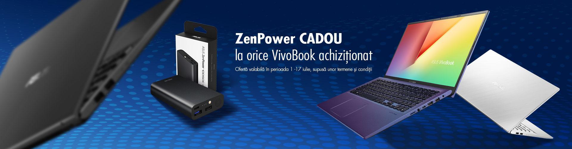 VivoBook + ZenPower - 01-17 iulie